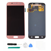 NEW ORIGINAL LCD DISPLAY DIGITIZER TOUCH SCREEN ASSEMBLY FOR SAMSUNG GALAXY S7  PINK