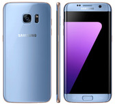 "NEW SAMSUNG GALAXY S7 EDGE G935F BLUE  4GB 32GB OCTA CORE 5.5"" HD SCREEN ANDROID 6.0 4G LTE SMARTPHONE"