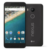 "lg nexus 5x h791 2gb 32gb black 5.2"" hd screen android 6.0 4g lte smartphone"