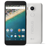 "lg nexus 5x h791 2gb 32gb white 5.2"" hd screen android 6.0 4g lte smartphone"