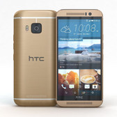 "NEW HTC ONE M9 3GB 32GB GOLD OCTA CORE 5"" HD SCREEN ANDROID 5.0 4G LTE SMARTPHONE"