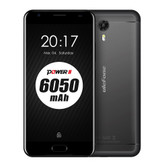 "NEW ULEFONE POWER 2 BLACK 4GB/64GB OCTA CORE 5.5"" FHD SCREEN ANDROID 7.0 4G LTE SMARTPHONE"