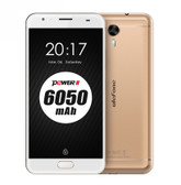 "ulefone power 2 gold 4gb/64gb 5.5"" fhd screen android 7.0 4g lte smartphone"