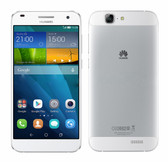 "NEW HUAWEI ASCEND G7 2GB/16GB WHITE QUAD CORE 1.2GHz 5.5"" HD SCREEN ANDROID 4G LTE SMARTPHONE"