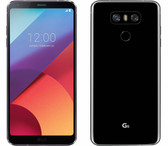 "NEW EUROPE MODEL LG G6 H870 4GB/32GB ASTRO BLACK QUAD CORE  13MP 5.7"" HD SCREEN ANDROID 7.0 4G LTE SMARTPHONE"