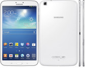 "SAMSUNG GALAXY TAB 3 8.0 T311 WHITE 1.5GB/16GB DUAL CORE 8.0"" SCREEN ANDROID 3G TABLET"