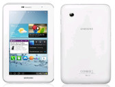 "NEW SAMSUNG GALAXY TAB 2 7.0 P3110 WHITE 1GB/16GB DUAL CORE 7.0"" SCREEN ANDROID TABLET"