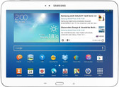 "NEW SAMSUNG GALAXY TAB 3 10.1 P5200 WHITE 1GB 16GB DUAL CORE 10.1"" SCREEN ANDROID TABLET"