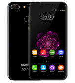 "NEW OUKITEL U20 PLUS 2GB 16GB BLACK QUAD CORE 5.5"" SCREEN ANDROID 6.0 4G LTE SMARTPHONE"