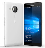 "NEW MICROSOFT LUMIA 950 XL EUROPE MODEL(EMEA) 3GB 32GB WHITE  OCTA CORE 5.7"" SCREEN WINDOWS 10 4G LTE SMARTPHONE"