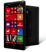"NEW NOKIA LUMIA 929 2GB 32GB BLACK QUAD CORE 5.0"" HD SCREEN WINDOWS 10 4G LTE SMARTPHONE"
