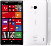 "NEW NOKIA LUMIA 929 2GB 32GB WHITE QUAD CORE 5.0"" HD SCREEN WINDOWS 10 4G LTE SMARTPHONE"
