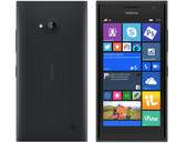 "NEW NOKIA LUMIA 735 1GB 8GB BLACK QUAD CORE 4.7"" HD SCREEN WINDOWS 8 4G LTE SMARTPHONE"