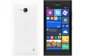 "NEW NOKIA LUMIA 735 1GB 8GB WHITE QUAD CORE 4.7"" HD SCREEN WINDOWS 8 4G LTE SMARTPHONE"