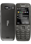 "nokia e52 black 2.4"" screen wifi gps os symbian s60 3.2 mobile phone"