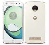 "NEW MOTOROLA MOTO Z PLAY XT1635 DUAL-SIM 3GB 64GB WHITE OCTA CORE 5.5"" HD SCREEN ANDROIID 6.0 4G LTE SMARTPHONE"