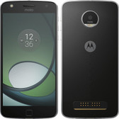 "NEW MOTOROLA MOTO Z PLAY XT1635 DUAL-SIM 3GB 64GB BLACK OCTA CORE 5.5"" HD SCREEN ANDROIID 6.0 4G LTE SMARTPHONE"