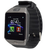 "NEW ZOMOEA G1 BLACK GSM 1.54"" SCREEN BLUETOOTH GT08 ANDROID PHONE SUPPORT SMART WATCH"