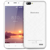"blackview a7 white 1gb 8gb quad core dual sim 5"" screen android 7.0 smartphone"