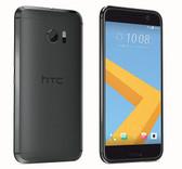 "htc 10 emea 4gb 32gb grey 12mp camera 5.2"" screen android 6.0 4g lte smartphone"