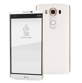 """NEW LG V10 H961N 4GB 32GB LUXE WHITE HEXA CORE 16MP CAMERA 5.7"""" HD SCREEN ANDROID 4G LTE SMARTPHONE"""