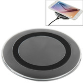 NEW A1 QI STANDARD WIRELESS CHARGING PAD BLACK FOR SAMSUNG NOKIA HTC AND OTHERS SMARTPHONES
