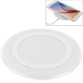NEW A1 QI STANDARD WIRELESS CHARGING PAD WHITE FOR SAMSUNG NOKIA HTC AND OTHERS SMARTPHONES