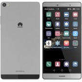 "NEW HUAWEI P8 MAX BLACK 3GB 64GB OCTA CORE 13MP CAMERA 6.8"" HD SCREEN ANDROID 4G LTE SMARTPHONE"
