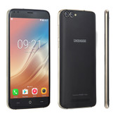 "NEW DOOGEE X30 BLACK QUAD CORE 2GB/16GB 5.5"" HD SCREEN ANDROID 7.0 SMARTPHONE"