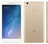 "NEW XIAOMI MI MAX 2 GOLD 4GB 128GB OCTA CORE 12 MP CAMERA DUAL SIM 6.44"" HD SCREEN ANDROID 7.1 4G LTE SMARTPHONE"