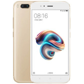 "xiaomi mi 5x octa gold 4gb 32gb 5.5"" hd screen android 7.1 4g lte smartphone"