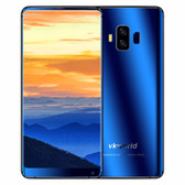 "vkworld s8 4gb 64gb blue 16 mp camera 5.99"" screen android 7.0 4g lte smartphone"
