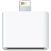 30 pin female to male adapter white iphone 6 iphone 5s ipad retina ipod touch