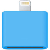 30 pin female to male adapter blue iphone 6s plus iphone ipad retina ipod touch