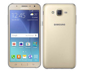 "NEW SAMSUNG GALAXY J7 GOLD 1.5GB 16GB OCTA CORE 5.5"" HD SCREEN ANDROID 4G LTE SMARTPHONE"