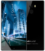 "vkworld mix plus black 3gb 32gb 13mp camera 5.5"" screen android 4g lte smartphone"