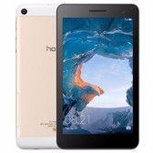"NEW HUAWEI HONOR MEDIAPAD BGO-DL09 GOLD 2GB 16GB QUAD CORE 7.0"" HD SCREEN ANDROID 6.0 4G LTE TABLET"