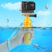 NEW PULUZ FLOATING HANDLE BOBBER HAND GRIP WITH STRAP FOR GOPRO HERO6, XIAOYI OTHER ACTION CAMERA