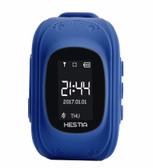 NEW Q50 GPS BLUE SOS CALL LOCATION FINDER TRACKER ANTI LOST MONITOR KIDS CHILDREN SMARTWATCH