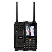 ioutdoor t2 5km walkie talkie ip68 yellow waterproof dustproof shockproof