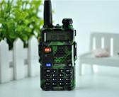 baofeng walkie talkie comouflage radio transciver vhf&uhf handheld uv 5r hunting