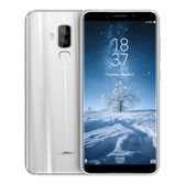 "NEW HOMTOM S8 SILVER 4GB 64GB OCTA CORE DUAL CAMERA 16MP + 5MP 5.7"" HD SCREEN ANDROID 7.0 4G LTE SMARTPHONE"