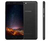 "NEW DOOGEE X20 BLACK 2GB 16GB QUAD CORE DUAL CAMERA 5.0MP + 5.0MP 5.0"" HD SCREEN ANDROID 7.0 SMARTPHONE"