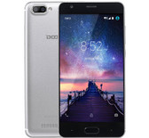 "NEW DOOGEE X20 SILVER 2GB 16GB QUAD CORE DUAL CAMERA 5.0MP + 5.0MP 5.0"" HD SCREEN ANDROID 7.0 SMARTPHONE"