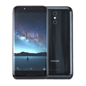 "doogee bl5000 black 4gb 64gb camera 13.0mp 5.5"" screen android 7.0 4g smartphone"