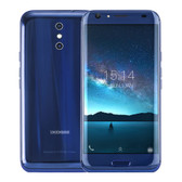 "doogee bl5000 blue 4gb 64gb camera 13.0mp 5.5"" screen android 7.0 4g smartphone"