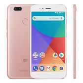 "xiaomi mi a1 5x rose gold 4gb 64gb 12mp camera 5.5"" screen android 7.0 4g smartphone"