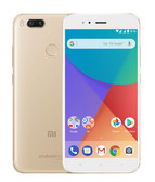 "xiaomi mi a1 gold 4gb 32gb 12mp camera 5.5"" screen android 7.0 4g lte smartphone"
