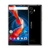 "ulefone mix black octa core 4gb 64gb 13mp 5.5"" screen android 7.0 4g smartphone"