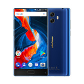 "ulefone mix blue octa core 4gb 64gb 13mp 5.5"" screen android 7.0 4g smartphone"